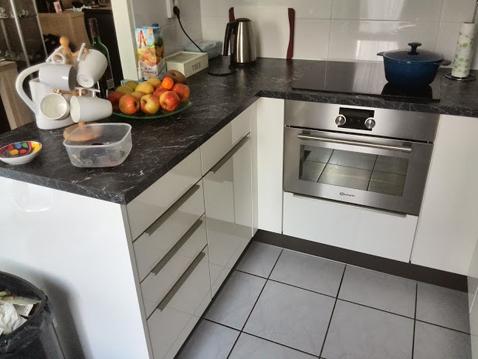 Keukendeurtjes vervangen